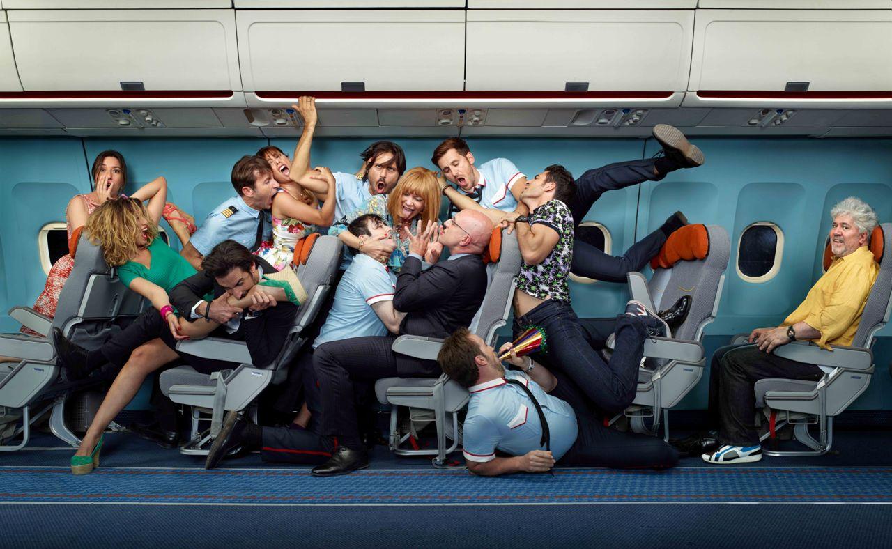 Resultado de imagen para los amantes pasajeros