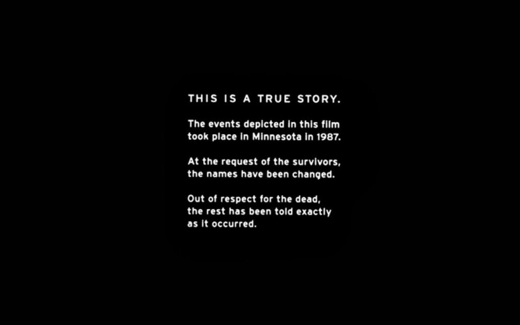 Fargo- true story