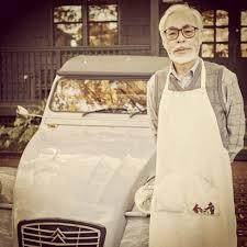 miyazaki 2cv