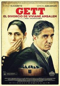 gett-el-divorcio-de-viviane-amsalem-cartel