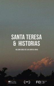 Santa_Teresa_y_otras_historias Poster