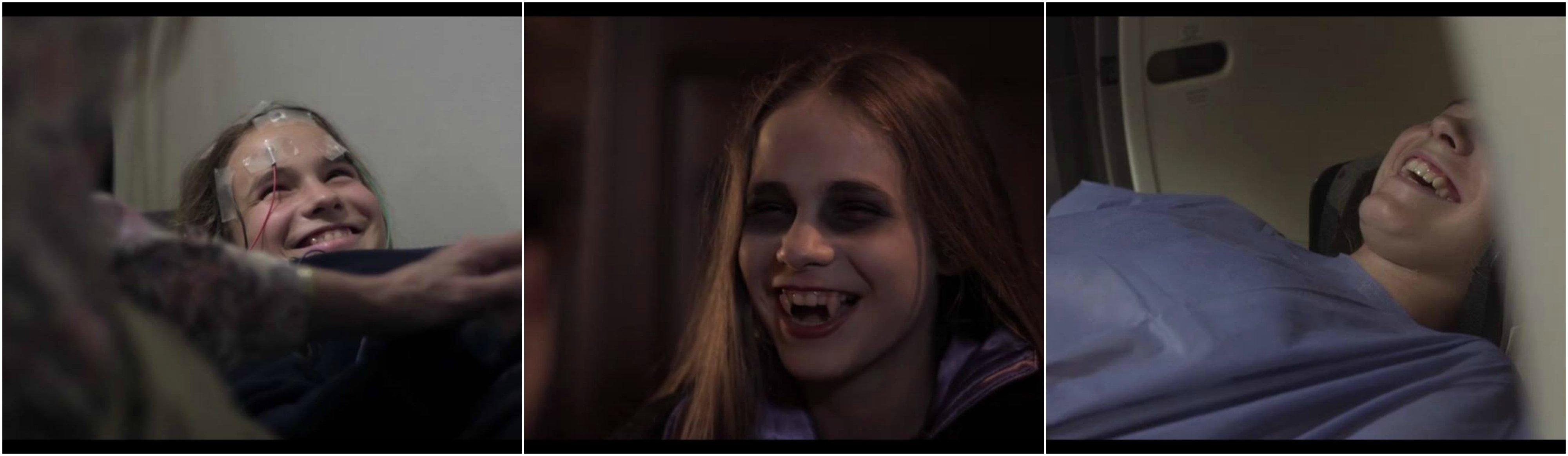 Juana sonrisa